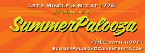 Wednesday's SummerPalooza is our pick of the week!