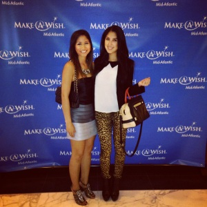 Alissa and I